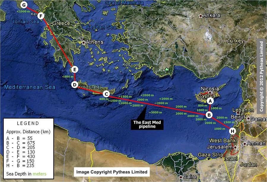 Αποτέλεσμα εικόνας για East Med