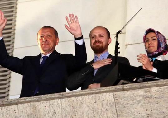 erdogan-familie
